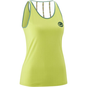 Edelrid Free Solo Canotta Donna, lime